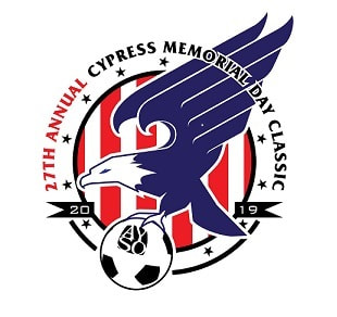 Cypress AYSO Memorial Day Classic - May